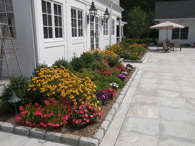Armentano Flowerbeds