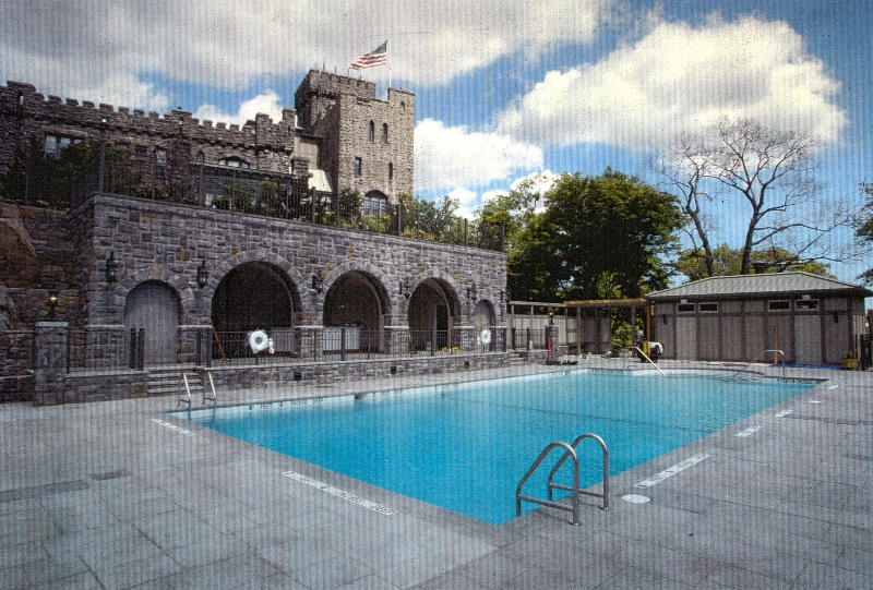 Axe Castle Pool
