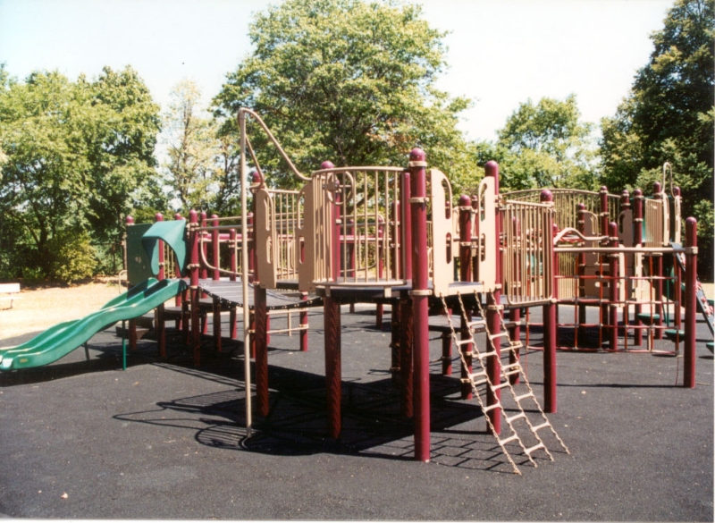 Garden City High School Playground
