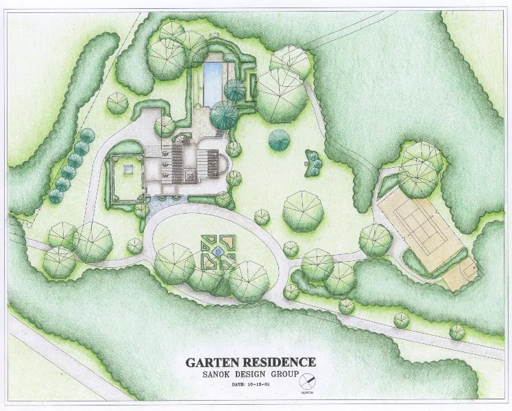Garten Residence