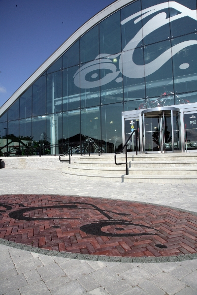 Orange County Choppers' Headquarters