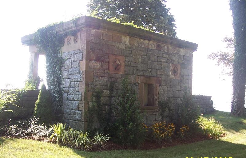 Pollock-bathouse