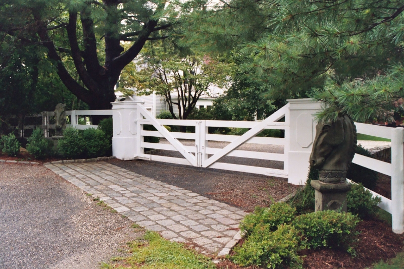 Radley Residence Front Gate