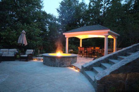 Virgo Residence - Fire Pit